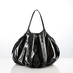 스튜디오스비엘 플럼프백 Plump Bag (Black enamel) F