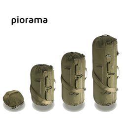 Piorama 3단변형 A10 더플백 백팩 겸용 세계일주 가방 그린