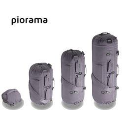 Piorama 3단변형 A10 더플백 백팩 겸용 세계일주 가방 그레이