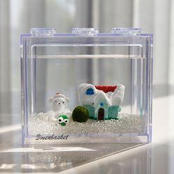 국산 마리모 키우기 겨울왕국 DIY 세트-마리모(중)