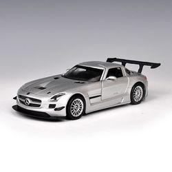 [모터맥스]1:24 메르세데스 벤츠 SLS AMG GT3 (537M73356SL)