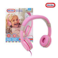 리틀타익스 어린이전용 헤드폰 청력보호(핑크)