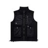 FLIGHT FLEECE VEST BLACK