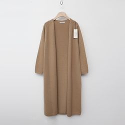 Laine Cashmere Wool Long Cardigan - New