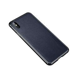 아이폰8 모던 슬림 컬러 충격방지 가죽 케이스 P395