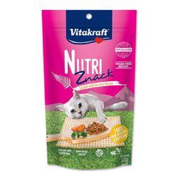 비타크래프트 뉴트리즈낵 닭고기 당근 파슬리 40g(CAT)