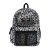 Retro Sport Bag (leopard)