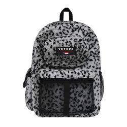 Retro Sport Bag (leopard)