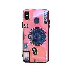 아이폰11 XR XS X 8 7 6 5 홀로그램 젤리 케이스 P379