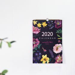 2020 나탈리레테 벽걸이 캘린더