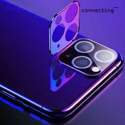 커넥팅 아이폰11 Pro 후면 카메라 렌즈 필름 ALP-1