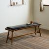 메이 원목 다이닝 테이블 식탁 벤치 1400사이즈