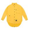 WASHED TECH OVERSIZED SHIRTS YELLOW