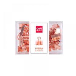 메탈 더블클립 5호(19mm) 78200 25PCS DELI 델리