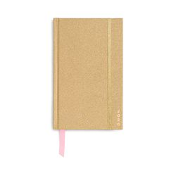 CLASSIC 12-MONTH ANNUAL PLANNER - GOLD GLITTER (2020년)