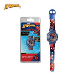 [MARVEL] 마블 스파이더맨 라이트 손목시계