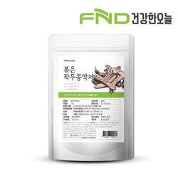 FND건강한오늘 볶은 작두콩깍지 작두콩차 100g x 1개