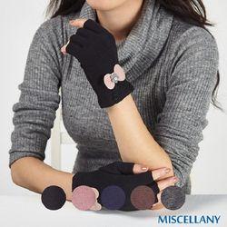 미셀라니 엣지와 실용성 보온 기모반장갑