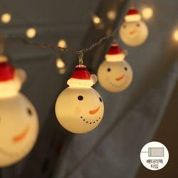LED 겨울감성 데코전구 (6종)