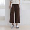 New Corduroy Wide Pants