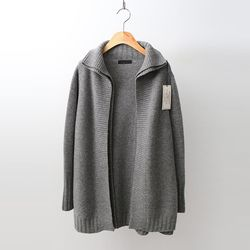 Laine Cashmere Wool Double Cardigan