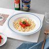 meresine 마인드터치 파스타 접시 (중) - 4color