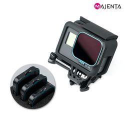 텔레신 고프로 7 6 5 ND 필터 세트 ND 4  8  16