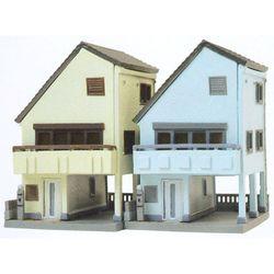 [건물컬랙션] 016-4 협소주택 A4 (N게이지)