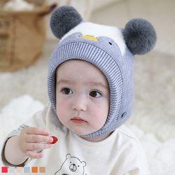 방울방울 펭귄 유아 모자(0-36개월) 509659