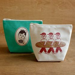 BOAT POUCH LARGE 2종