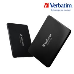 버바팀 2.5 SATA3 7mm Solid State Drive SSD 256GB