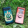 갤럭시노트5 (N920) Monstruo 스마트 그립톡 카드 범퍼 케이스