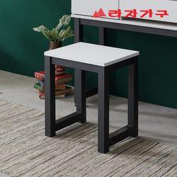 라티 미니멀 스틸 화장대 의자