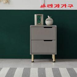 라티 미니멀 서랍장 400 2단