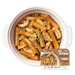 [무료배송] 닭가슴살 통밀곤약 떡볶이 궁중맛 210gx5팩(1.05kg)