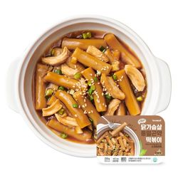 닭가슴살 통밀곤약 떡볶이 궁중맛 210gx10팩(2.1kg)