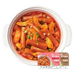 [무료배송] 닭가슴살 통밀곤약 떡볶이 혼합맛 210gx5팩(1.05kg)