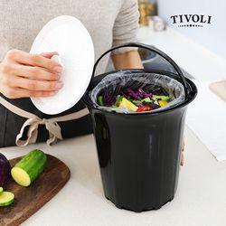 스마트한 음식물쓰레기통수거함