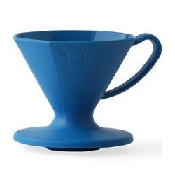 비알레띠 푸어오버 드리퍼 2컵  블루