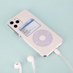 아이폰11프로 홀로그램 아이팟 케이스