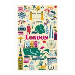 런던 면 티타올(UK)