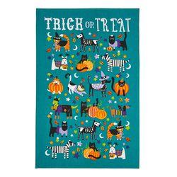 트릭 오어 트릿(Trick or treat) 면 티타올