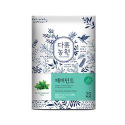 다농원 페퍼민트 25티백 1박스 10개
