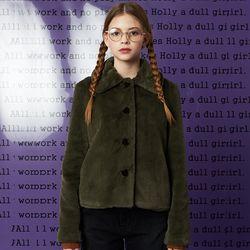 Fur Jacket [Khaki]