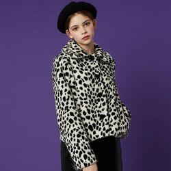 Fur Jacket [White]