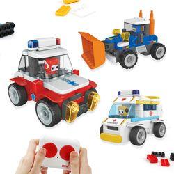 파이블럭 5종변신 어린이 장난감 RC카