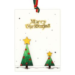 크리스마스 소원카드(5인세트)-트리