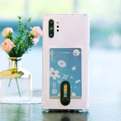 갤럭시노트8 (N950) Poner 카드 젤리 케이스