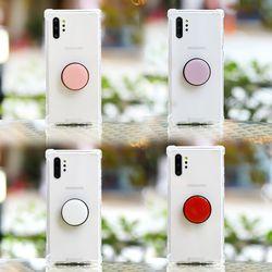 갤럭시노트8 (N950) FuerteTok2 스마트 그립톡 투명 케이스