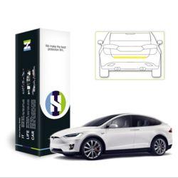 테슬라 모델 X 자동차용품 PPF 필름 트렁크리드 1매